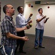 Team Bonding Circus Skills Workshop 04