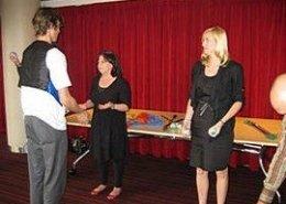 Team Bonding Circus Skills Workshop 16