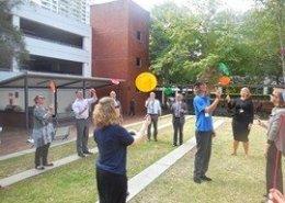 Team Bonding Circus Skills Workshop 27
