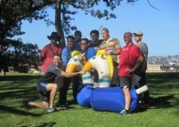 Team Bonding Mini Olympics Outdoor Games 002