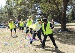 Team Bonding Mini Olympics Outdoor Games 026