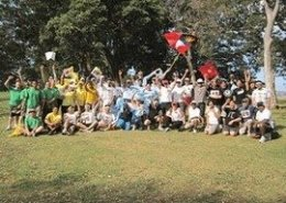 Team Bonding Mini Olympics Outdoor Games 033