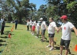 Team Bonding Mini Olympics Outdoor Games 034