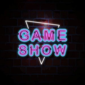 game show neon sign illustration 189374 241