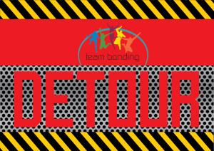 Detour! Jetboat as part of The Sydney Amazing Race