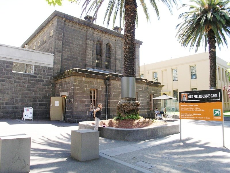 Old Melbourne Gaol Melbourne 76468479