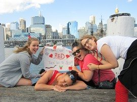 Amazing Race Team Building Darling Harbour  34