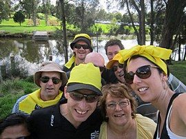 Amazing Race Team Building Parramatta  49