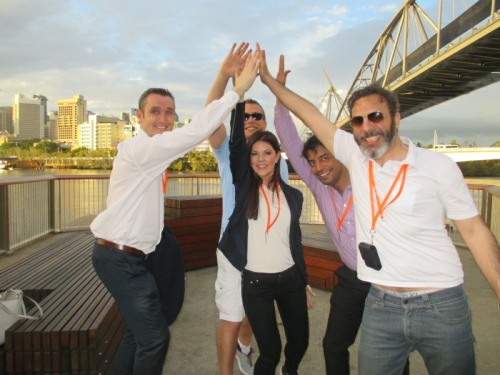 Brisbane Icebreaker Team Building