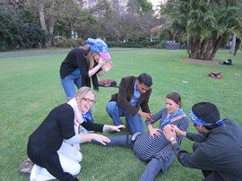 Fun Outdoor Team Building Games in Sydney  03