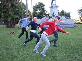 Fun Outdoor Team Building Games in Sydney  09