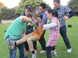 Fun Outdoor Team Building Games in Sydney  16