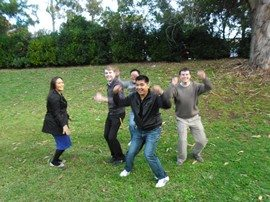 Fun Outdoor Team Building Games in Sydney  41