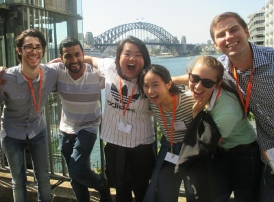 Our most popular team building events around Sydney