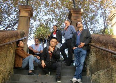 Paparazzi Team Building