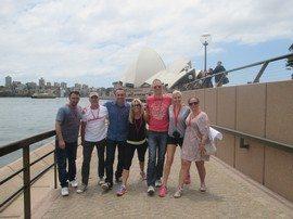 Sydney Amazing Race Botanic Gardens 020