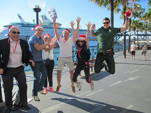 check out our Amazing Race courses around Sydney with Team Bonding