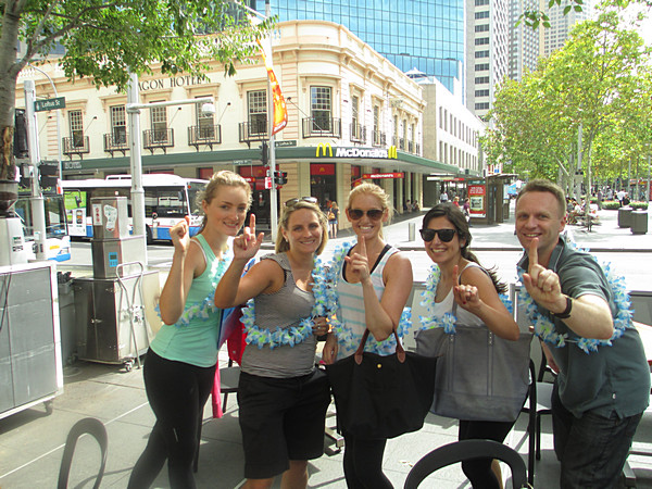The Best Team Building Activities in Sydney Right Now