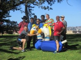 Team Bonding - Mini Olympics Outdoor Games 002