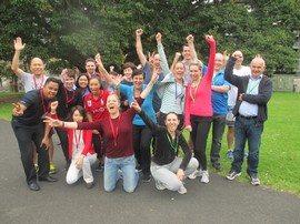 Team Bonding - Mini Olympics Outdoor Games 012