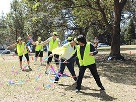 Team Bonding - Mini Olympics Outdoor Games 026