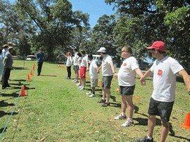 Team Bonding - Mini Olympics Outdoor Games 034