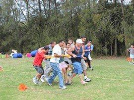 Team Bonding - Mini Olympics Outdoor Games 047