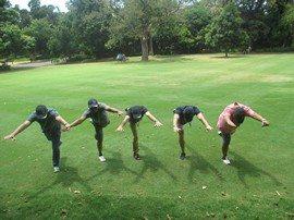 Team Building Hyde Park 13