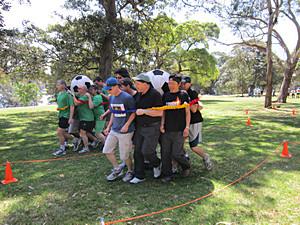 Team Building Sydney 810