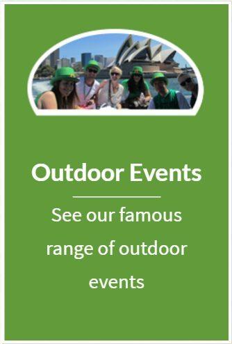 Outdoor Team Building Activities Sydney